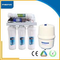 Home use ro system water dispenser purifiers reverse osmosis drinking water system with 50/75/100GPD