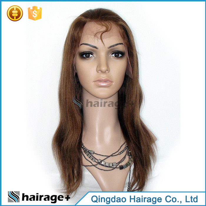 Overnight Delivery In Stock Lace Wig With Side Bangs