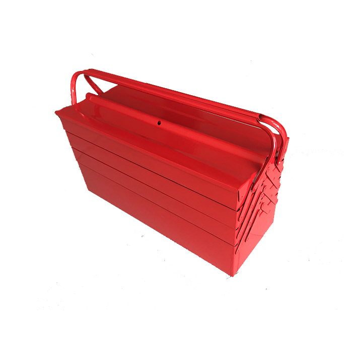 Iron Case Folding Tool Box BH-460-311