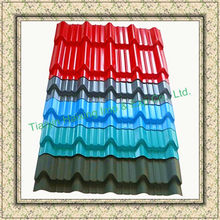 Supply High Quality tile effect roofing sheets