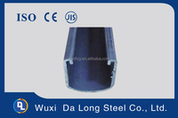Galvanized steel U channel with factory price