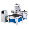 lifan machinery 4x8 ft 3D cnc wood carving machines , 1325 wood working cnc router for sale price