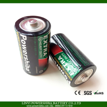 Metal Top R20P Size D UM 1 Dry Battery