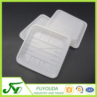 Free sample clear simple plastic fresh fruit container