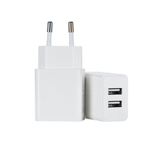 Dual Port 5V 2.4A Japan USB Wall Charger