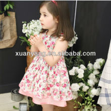 2016 new design strawberry girl dress to birthday dress for baby girland baby flower girl dress patterns