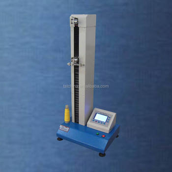 Single Fiber Tensile Strength Tester