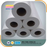 190G resin coated Glossy self adhesive Photo Paper Rolls