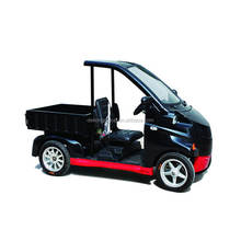 Competitive price High-ranking enclosed golf cart