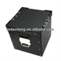 Durable Customized PP Plastic Corrugated Tote Box