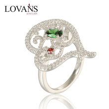 Solid 925 Silver Gemstone Ring Handmade Jewelry Ripy050
