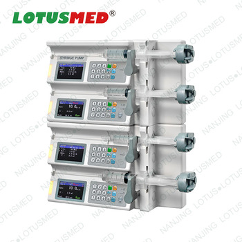 500III A Medical Infusion Pump Price With Drop Sensor