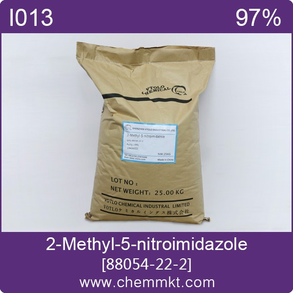 2-Methyl-5-nitroimidazole CAS 88054-22-2