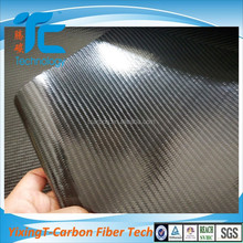 colorful carbon fiber TPU leather cloth for sale