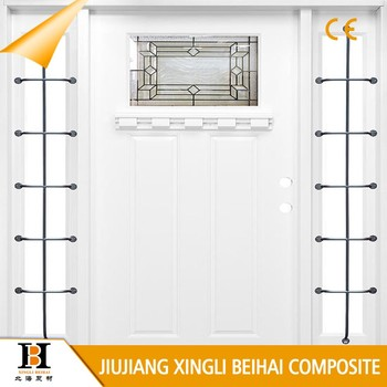 Manufacturer high quality fiberglass smc door skin