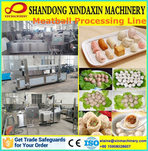 high quality hot sale stainless steel stuffed automatic small/bigfish ball equipment/fish ball equip machine/fish ball machinery