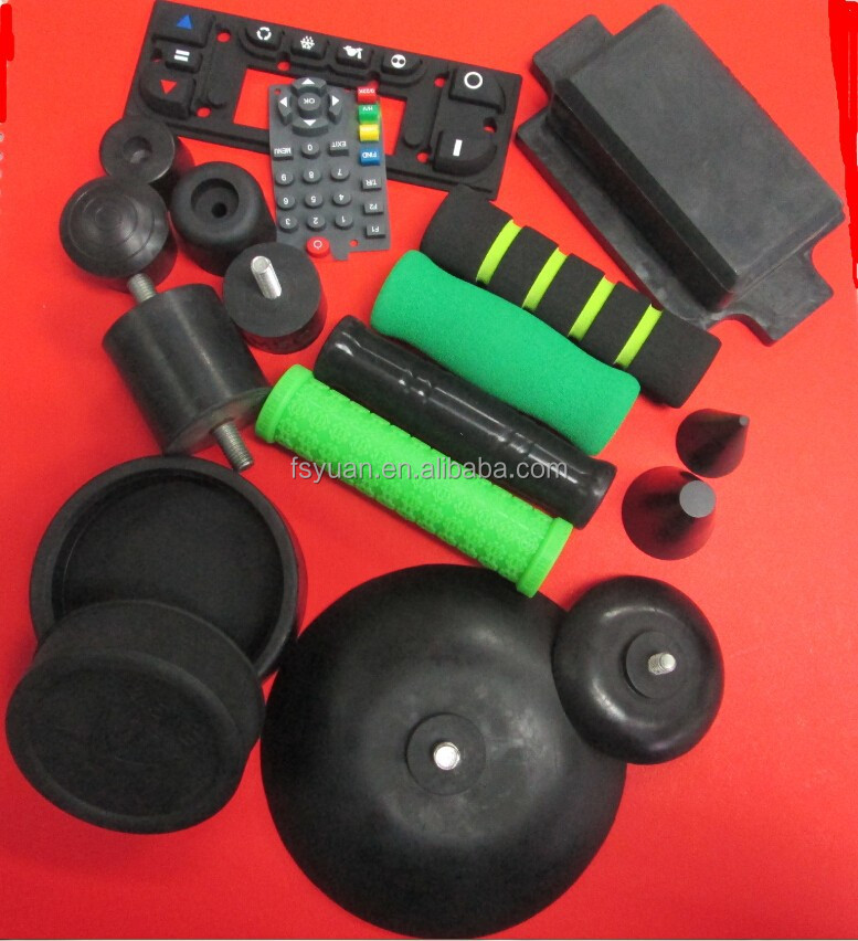 Silicone Sealing Part / Molded Rubber Component / NBR EPDM CR Product