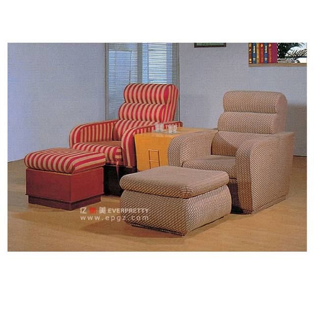 Modern Furniture Salon Furniture Spa Pedicure Chairs Manufacturers Massage Sofa Set