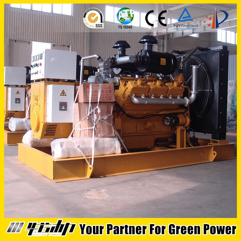 nature gas / gasoline generator