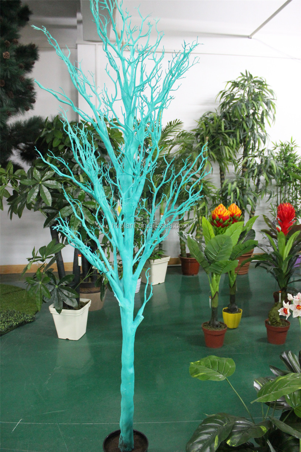 Artificial coral branch for home decoration life size for Artificial trees for home decoration