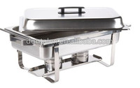 Economic folding leg design chafing machine for sale
