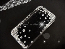 Bling lovely clear crystal rhinestone case for iphone 5 5s 5c 6 6plus