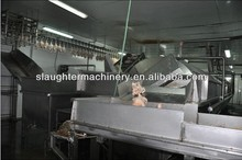 bird butchery machine for slaughtering house