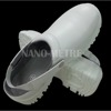 NMSAFETY white esd medical safety shoes