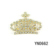 2015 New Dasign Rhinestone Shoes Accessories