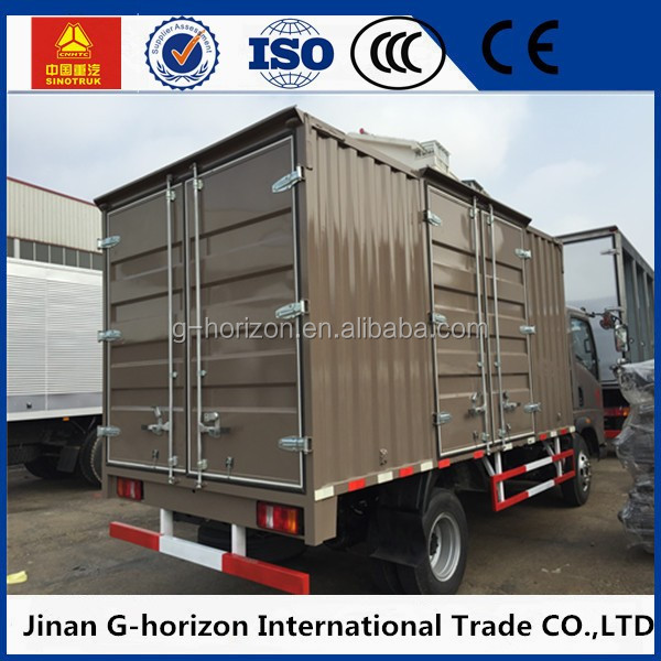 Factory price Sinotruk HOWO 10ton container lorry for sale