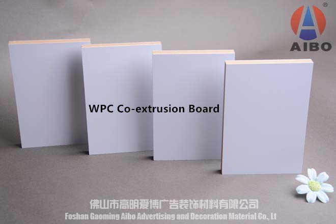 WPC (PVC+Wood) Crust Foam Board Extrusion Production Line