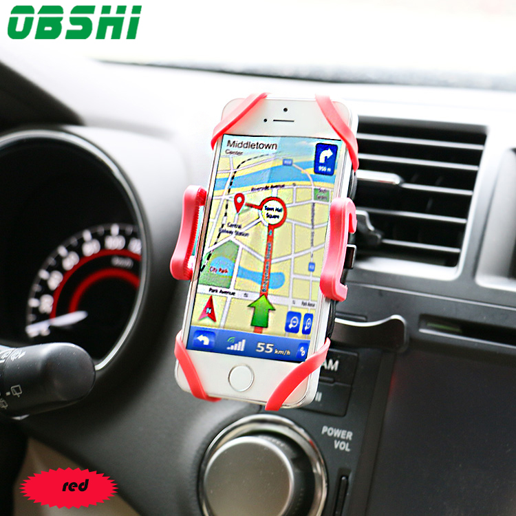 2016 Newest Factory Wholesale Universal Mini Order Car Air Vent Mount mobile phone Holder