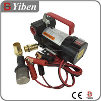 yiben factory 15 years 12v electric kerosene pump