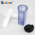 "10"" 20"" slim clear plastic water filter housing"