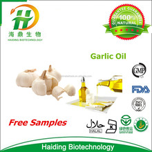 100% Organic Natural Essential Garlic Oil
