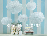 Hanging decorative white flower,flower ball for wedding decor
