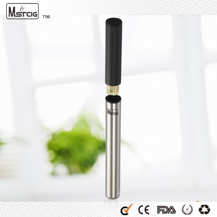 2015 Best Christmas gifts! MST Health Care Products Disposable T96 New Product Electrical Cloud Pen Dry Herb Atomizer