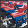 Gasoline corn thresher machine
