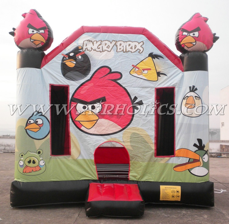 inflatable bouncer theme cartoons, hot sale bouncers A2070