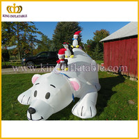 Inflatable Christmas Animated Model Christmas Decoration Chinese Type Inflatable
