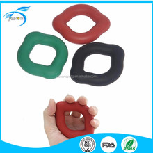 Hand Grip Ring Silicone Hand Finger Strengtheners For Power Training