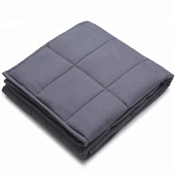 "60""x80"" 20lbs Gravity Blanket Weighted Blanket for Adult"