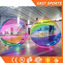 Inflatable transparent clear colorful inflatable ball water ball water walking ball/water walking ball/roller ball