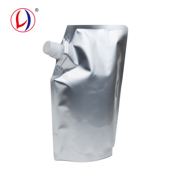 Plastic Doypack Spout Refill Aluminum Foil Packaging Bag From Guangdong