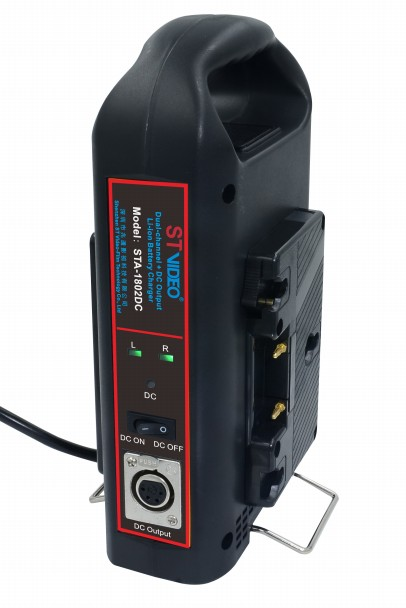 professional broadcast camera Li-on Battery Charger
