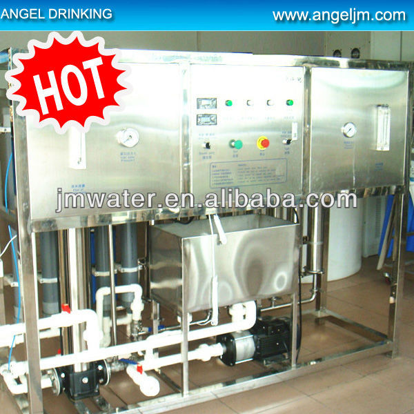3000L/H natural water desalintion system/machine/treatment
