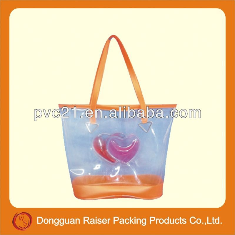 Promotional zipper ego bag