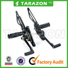 top sale adjustable CNC Rear Sets for CB1300 motorcycle