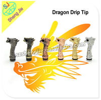 Factory price ecig dragon drip tip wholesale 510 drip tips