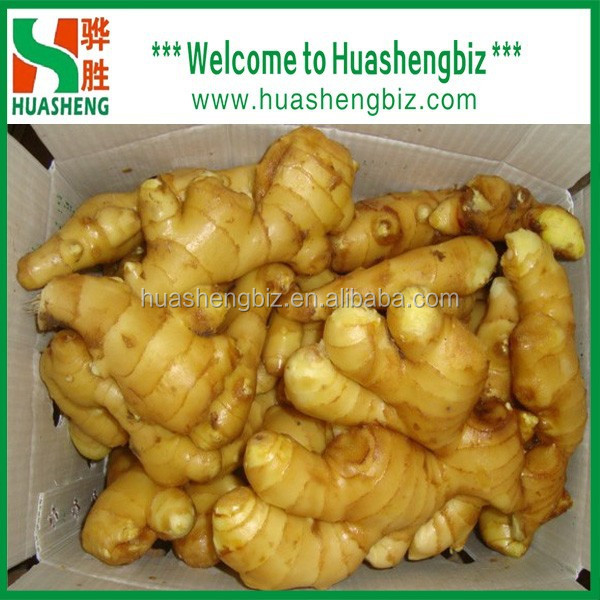 Chinese 2016 Fresh Ginger and Garlic Price